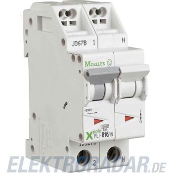 Eaton Leitungsschutzschalter PLI-B16/1N