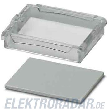 Phoenix Contact Transparenter Deckel BC 35,6 DKL S TRANS