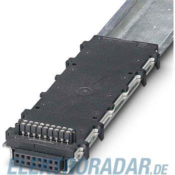 Phoenix Contact Tragschienenbusverbinder HBUS 107,6-16P-1S BK