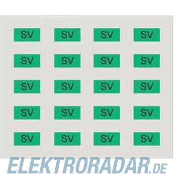 Siemens Beschriftungsbogen 6ES73922AX100AA0(V10