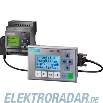 Siemens LOGO Textdisplay 6ED1055-4MH00-0BA0