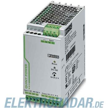 Phoenix Contact Stromversorgung primär QUINT-PS/3AC/24DC/20