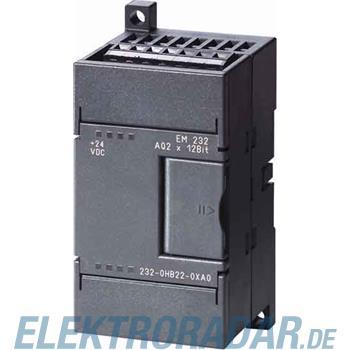 Siemens Analogausgabe 6ES7232-0HD22-0XA0