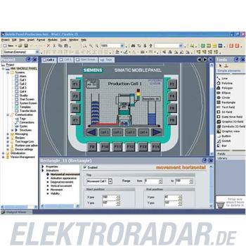 Siemens WinCC flexible 2008 MICRO 6AV6610-0AA01-3CA8