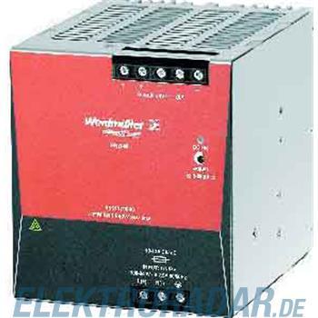 Weidmüller Netzteil CPMSNT 500W24V 20A