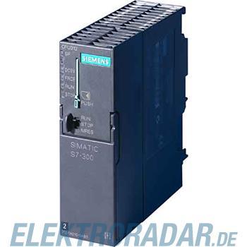 Siemens CPU 312 Zentralbaugruppe 6ES7312-1AE14-0AB0
