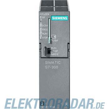 Siemens CPU 314 Zentralbaugr. 6ES7314-1AG14-0AB0