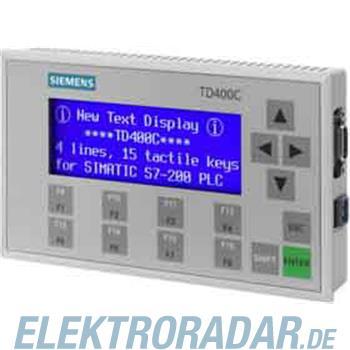 Siemens Textdisplay 6AV6640-0AA00-0AX1