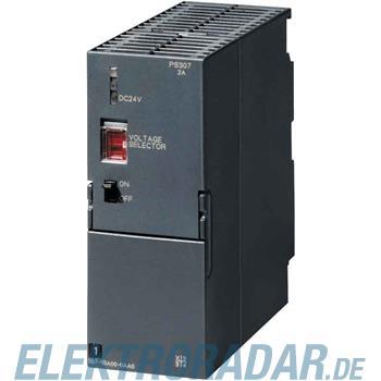 Siemens Stromversorgung geregelt 6ES7307-1BA01-0AA0