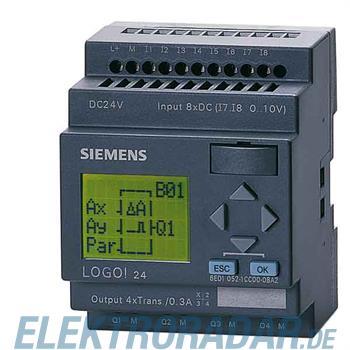 Siemens LOGO 24C 6ED1052-1CC01-0BA6