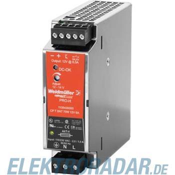 Weidmüller Stromversorgung CP T SNT 70W 12V 6A