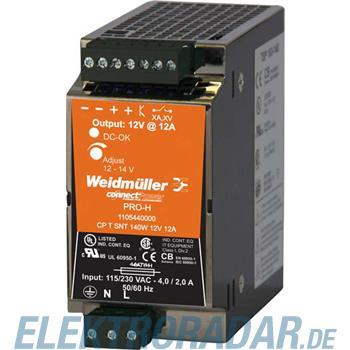 Weidmüller Stromversorgung CP T SNT140W 12V 12A