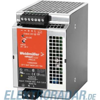 Weidmüller Stromversorgung CP T SNT360W 24V 15A