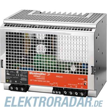 Weidmüller Stromversorgung CP T SNT600W48V12,5A