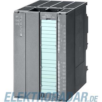 Siemens Positionierbaugruppe 6ES7351-1AH02-0AE0