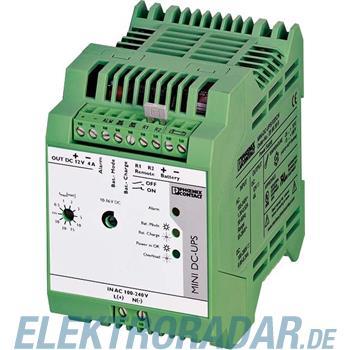 Phoenix Contact Stromversorgung Mini-DC-UPS/12DC/4