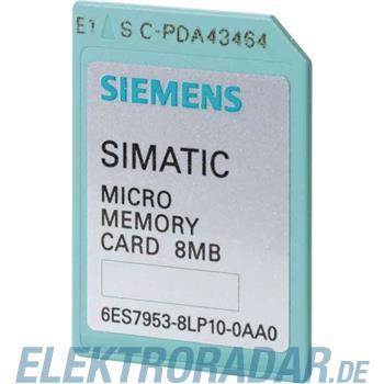 Siemens M-Memory Card S7/300/C7 6ES7953-8LL31-0AA0