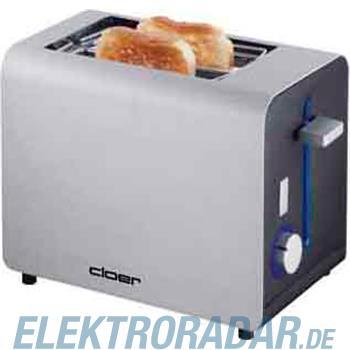 Cloer Toaster chr 3519