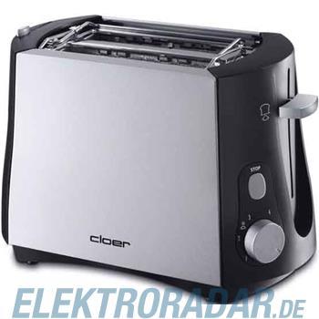 Cloer Toaster chr 3410