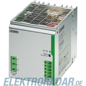 Phoenix Contact Stromversorgung TRIOPS/600DC/24DC/20