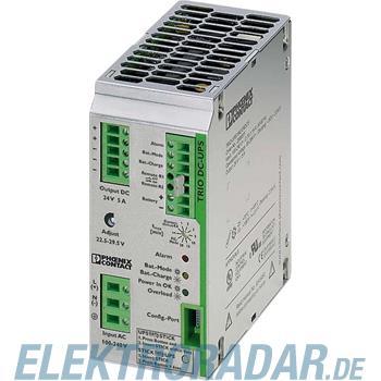 Phoenix Contact Stromversorgung TRIO-UPS/1AC/24DC/ 5