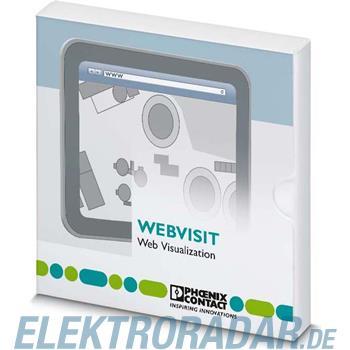 Phoenix Contact Lizenz WEBVISIT 6 BASIC-PRO