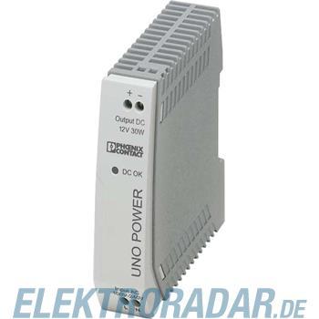 Phoenix Contact Stromversorgung UNO-PS/1AC/12DC/ 30W