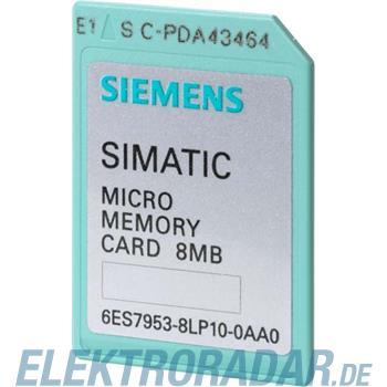 Siemens M-Memory Card S7/300 6ES7953-8LM31-0AA0