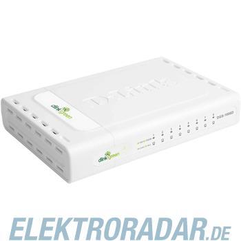 DLink Deutschland 8-Port Switch Desktop DGS-1008D/E
