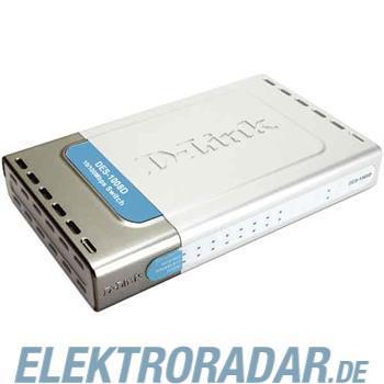DLink Deutschland 8-Port Switch DES-1008D/E