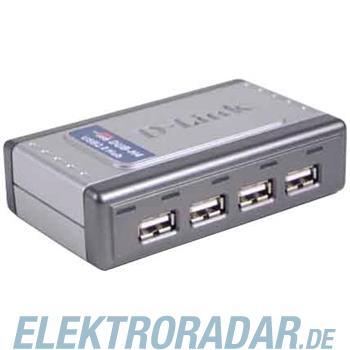 DLink Deutschland USB 2.0 4Port Hub DUB-H4/E