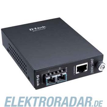 DLink Deutschland GigabitEthernet Konverter DMC-700SC/E