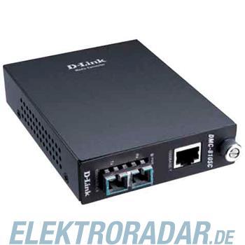 DLink Deutschland GigabitEthernet Konverter DMC-810SC/E