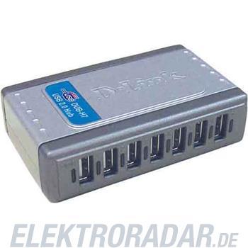 DLink Deutschland USB 2.0 7Port Hub DUB-H7/E