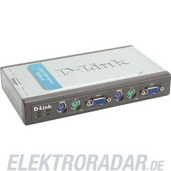 DLink Deutschland Umschalter DKVM-4K