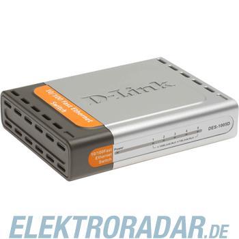 DLink Deutschland 5-Port Switch DES-1005D/E