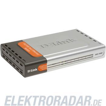 DLink Deutschland 8-Port Switch DES-1008F/E