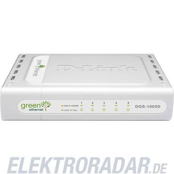 DLink Deutschland 5-Port Switch Desktop DGS-1005D/E