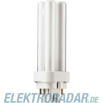 Philips Kompaktleuchtstofflampe PL-C 10W/830/4p