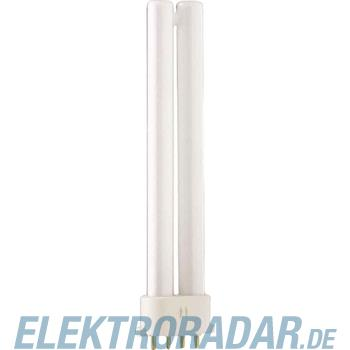 Philips Kompaktleuchtstofflampe PL-S 9W/840/4P