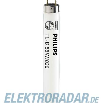 Philips Leuchtstofflampe TL-D 58W/830
