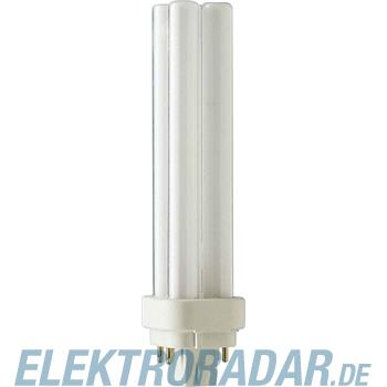Philips Kompaktleuchtstofflampe PL-C 10W/840/4p