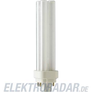 Philips Kompaktleuchtstofflampe PL-C 18W/827/4p