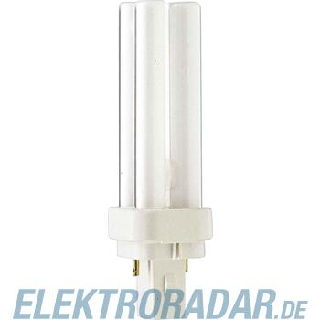 Philips Kompaktleuchtstofflampe PL-C 10W/830/2p