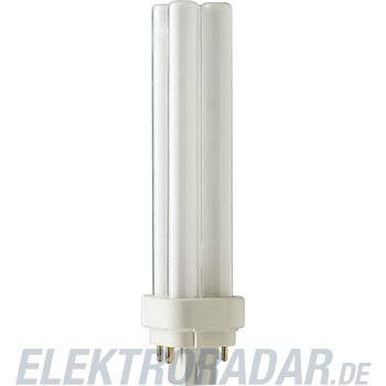 Philips Kompaktleuchtstofflampe PL-C 10W/827/4p