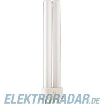 Philips Kompaktleuchtstofflampe PL-S 9W/827/4P