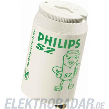 Philips Starter f.Reihenschaltung S2 4-22W 20X25