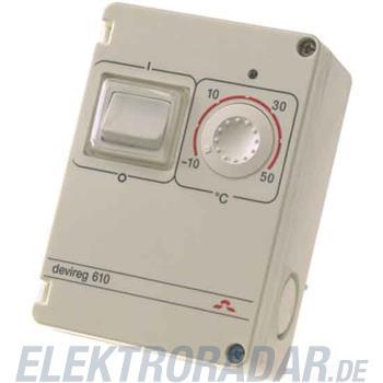Devi Thermostat devireg 610