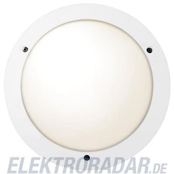 Legrand 615410 Chartres Alu Rund1-2x9W weiß