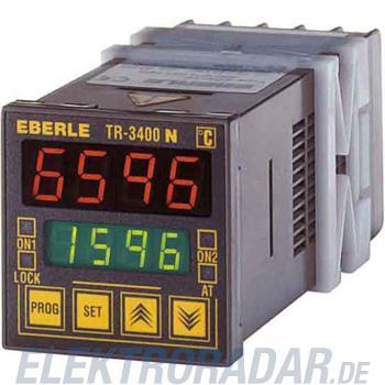 Eberle Controls Fronttafeleinbauregler TR 3400 N-10